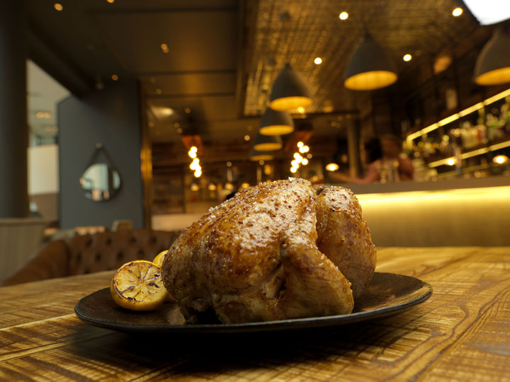 How Our Rotisserie Chicken is Helping Manchester's Homeless
